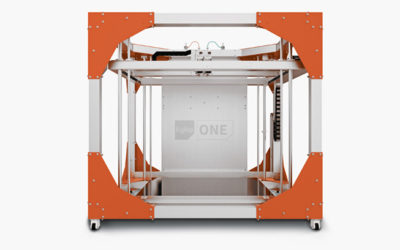 Large Size 3D Printer Now in Singapore!
