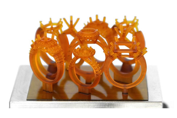 3D Printers for Jewelry